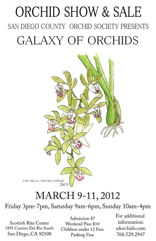 SDCOS Spring Show 2012